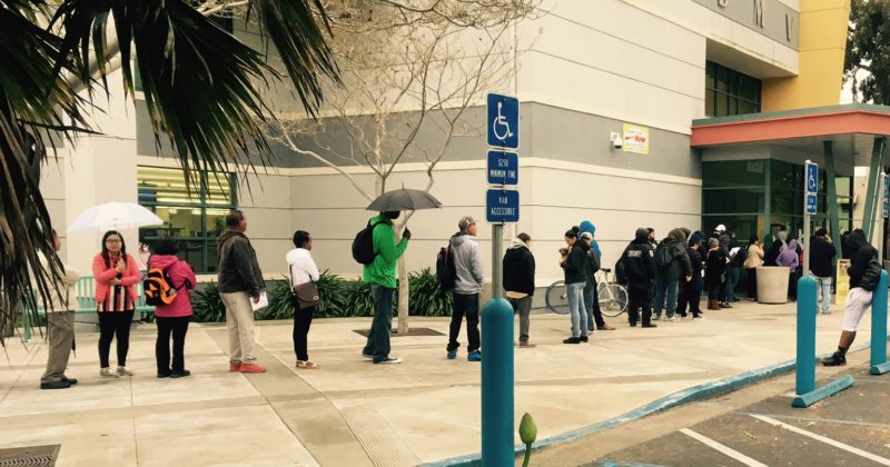Why is the wait for a California DMV appointment so long?