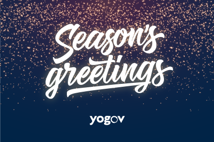 A Holiday Thank You Message from YoGov