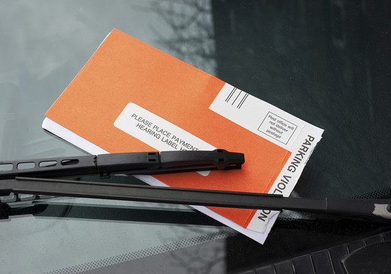 4 tips to avoid getting a parking ticket