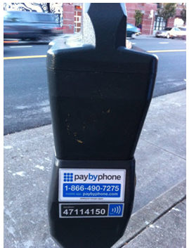 Parking Ticket Tips Pay By Phone