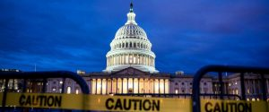 What is Affected by the Government Shutdown