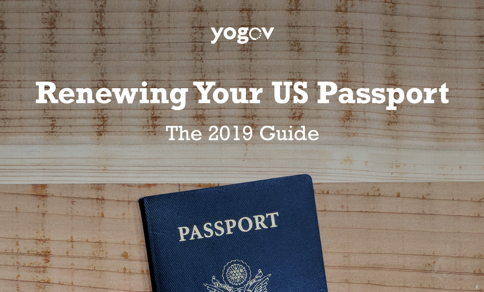 How To Renew Your Us Passport A 2019 Guide Yogov