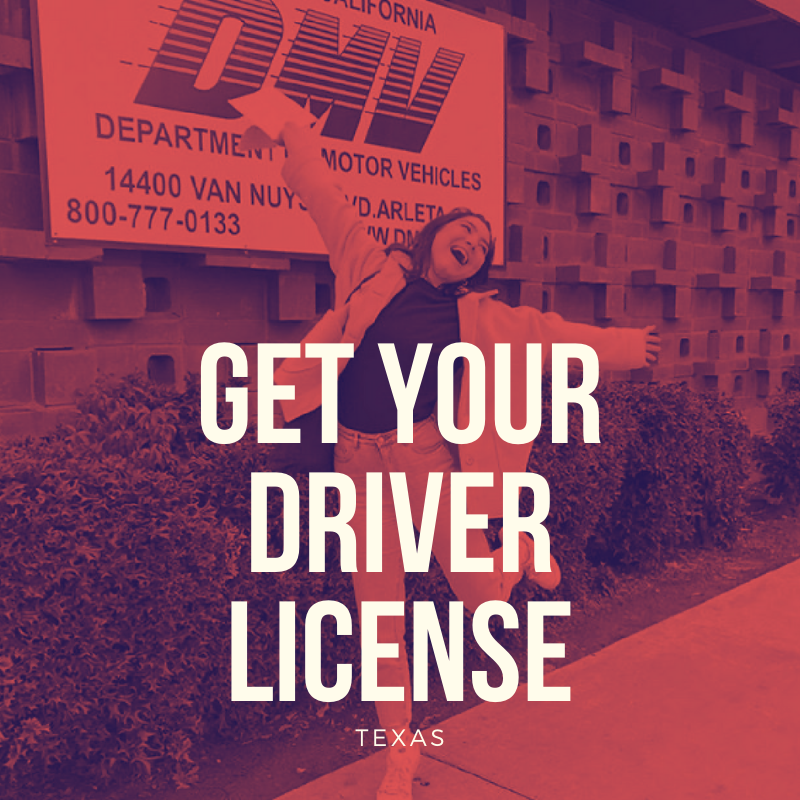 So You Need A Driver S License In Texas Yogov